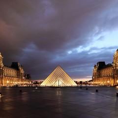 Le Louvre, symbole de la culture à la française