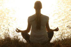 meditation femme enceinte