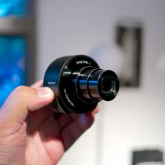 Les appareils photo endoscopiques