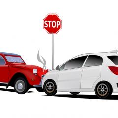 Les principales causes des accidents de la route