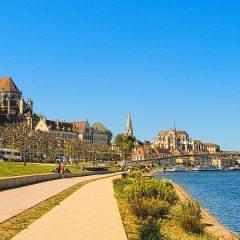 Une semaine sportive en Bourgogne