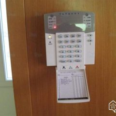 Système d'alarme : protégez votre maison du vandalisme
