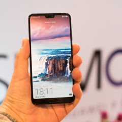 Zoom sur le Huawei P20, P20 Pro et Lite