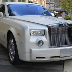 Premier aperçu de la nouvelle Rolls-Royce Phantom 2018