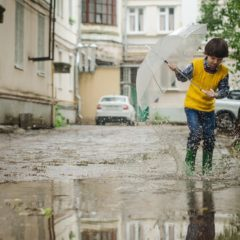 Mini-parapluie : un parapluie solide à portée de main en toute circonstance